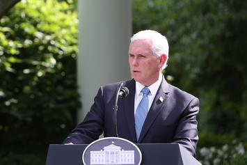 "Mike Pence Ignores Plea To Say ""Black Lives Matter,"" Asserts ""All Lives Matter"""