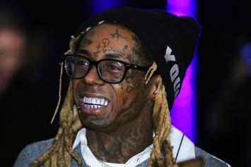 Lil Wayne & Lauren London's Son Kam Looks Like Weezy's Twin