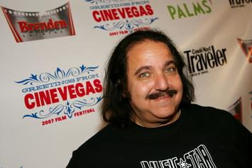 Adult Film Star Ron Jeremy Charged With Rape & Sexual Assault