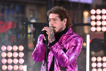 Post Malone Shows Off Bald Look In New Photos