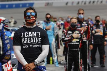 Bubba Wallace Responds To Accusations That Noose Incident Was A Hoax