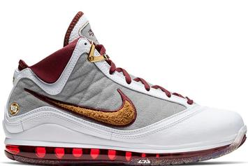 "Nike LeBron 7 ""MVP"" Has Sneakerheads Craving Some Nostalgia"