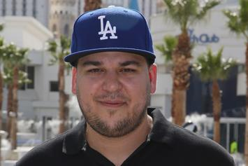 Rob Kardashian Reveals Substantial Weight Loss In Social Media Return
