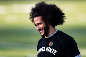 Colin Kaepernick Receiving Netflix Series Produced By Ava DuVernay