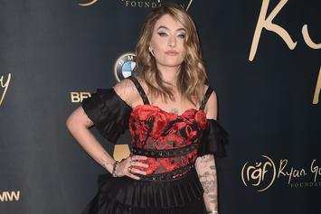 "Paris Jackson Criticized For Playing A Lesbian Jesus In ""Habit"""