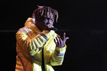 "Juice WRLD's ""Legends Never Die"" First Week Sales Projections Revealed"