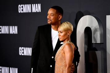 "Jada Pinkett Smith & Will Smith Escape After August Alsina ""Entanglement"" Drama"