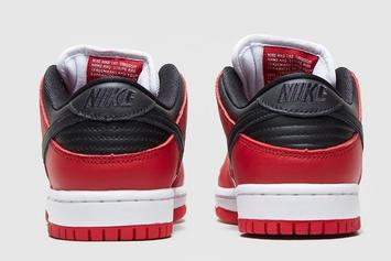 "Nike SB Dunk Low ""Chicago"" Coming Soon: Official Photos"