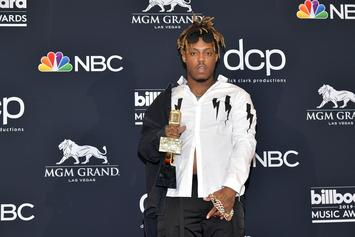 "Juice WRLD's ""Legends Never Die"" First Week Sales Projections Increase"