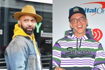 """Joe Budden Disgraces Logic's Entire Existence: """"Should've Retired A Long Time Ago"""""""