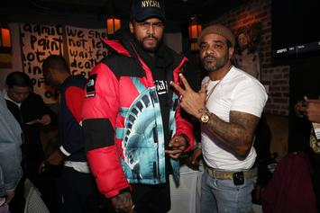 Dave East & Jim Jones Are Ready To Apply Pressure
