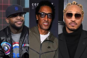 "Royce Da 5'9"" Blames Future For Scottie Pippen's Questionable Hairstyle"
