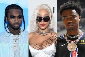 Pop Smoke, Doja Cat, Roddy Ricch, & More Nominated For Best New Artist At VMAs
