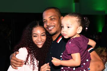 """T.I. Blasts Critics Who Made Assumptions About Deyjah Harris Controversy: """"F*ck You"""""""