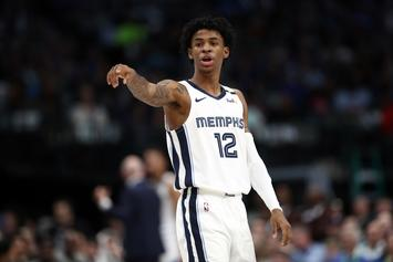 Ja Morant Surprises Mom With Incredible Gift While In NBA Bubble