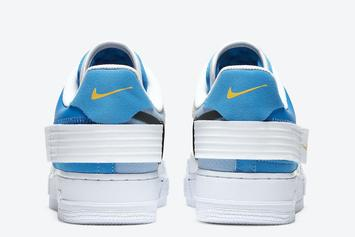 "Nike Air Force 1 Type ""Photo Blue"" Dropping Soon: Photos"