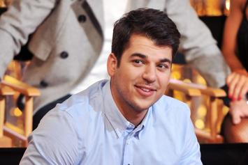Rob Kardashian Flexes Poolside Goals With Summer Selfie, May Have New GF
