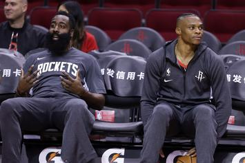 Daryl Morey Rips Colin Cowherd For Harden & Westbrook Disrespect