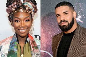 "Brandy Wants To Make Music With Drake: ""I'm Calling You Out, Fam!"""