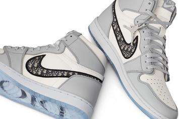 1,800 Dior x Air Jordans Amongst Fake Sneakers Seized In Customs Border Bust