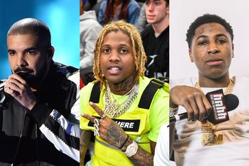 "Drake, Lil Durk & NBA Youngboy Top This Week's ""Fire Emoji"" Playlist"