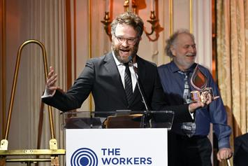 Seth Rogen Begs Fans To Smoke Weed Instead Of Partying During Pandemic