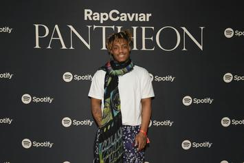 "Juice WRLD's ""Legends Never Die"" Goes Platinum"