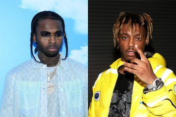 Pop Smoke & Juice WRLD Challenging Taylor Swift For #1 Album This Week