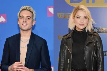 G-Eazy & Ashley Benson Spark Engagement Rumors With Massive Ring
