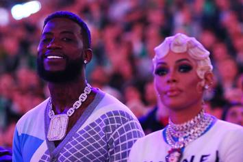 """Gucci Mane Shares Ultrasound Pictures: """"My Baby OTW"""""""