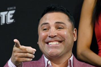 Oscar De La Hoya Plans On Making a Comeback