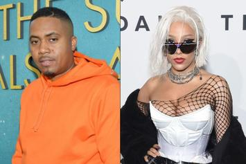 "Nas Has No Beef With Doja Cat: ""It's Bars, It's Lines"""