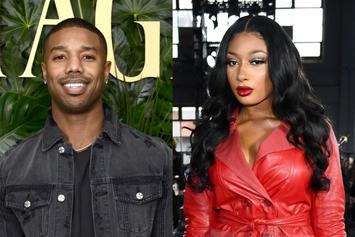 "Michael B. Jordan Praised For Megan Thee Stallion Tweet: ""I Admire Your Courage"""