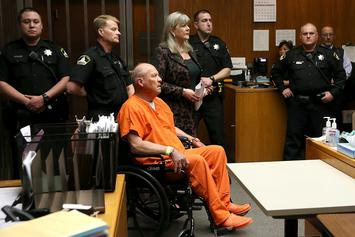 Golden State Killer Sentenced To 11 Consecutive Life Sentences