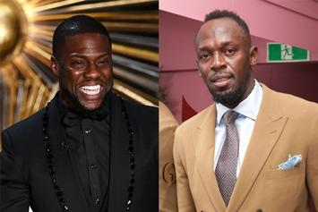Kevin Hart Jokes After NBC Mistakes Usain Bolt For Him