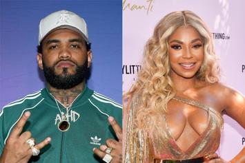 Joyner Lucas & Ashanti Spark Relationship Rumors With Spit-Swapping New Video