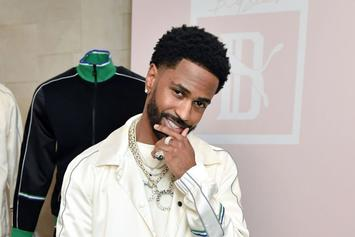 """Big Sean Gives Sneak Peek Into Loved Up """"Body Language"""" Visual With Jhené Aiko"""