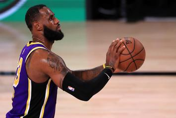 LeBron James Reveals Why Lakers Lost In Game 1