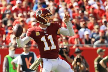 Alex Smith Makes Washington Football Team's 53-Man Roster