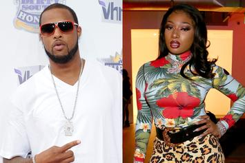"""Slim Thug Hasn't Given Up On Meg Thee Stallion: """"Let Me Be Yo Video Ho"""""""
