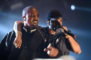 "Kanye West Praises Big Sean & ""Detroit 2"""
