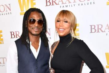 Tamar Braxton Accused Of Causing $30K Damage To Fiancé's Rolls Royce