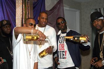 T.I. Celebrates Timelessness With Jay-Z & Diddy