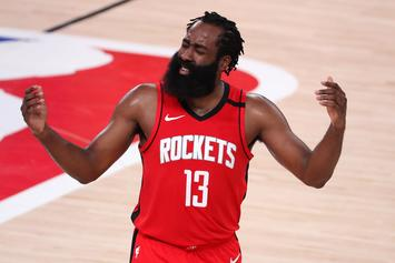 James Harden Comments On Disappointing Game 4 Loss