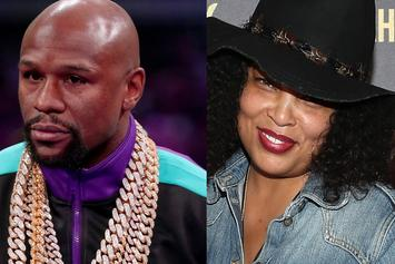 "Floyd Mayweather Labeled ""Malicious And Inappropriate"" For Attempt To Sanction Dead Ex-Girlfriend"