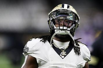 Alvin Kamara Signs Massive Extension With The Saints