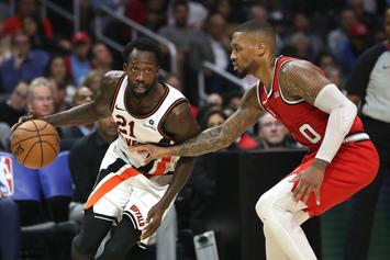Damian Lillard Trolls Patrick Beverly Following Clippers Loss