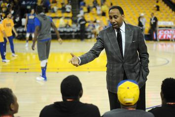 Stephen A. Smith Likens Paul George To Dwight Howard