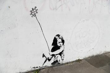 Banksy Could Be Forced To Reveal Their Identity