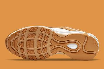 """Nike Air Max 97 Set To Release In """"Wheat"""" Offering: Photos"""